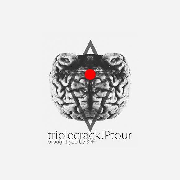 triplecrackJP tour in Matsuyama