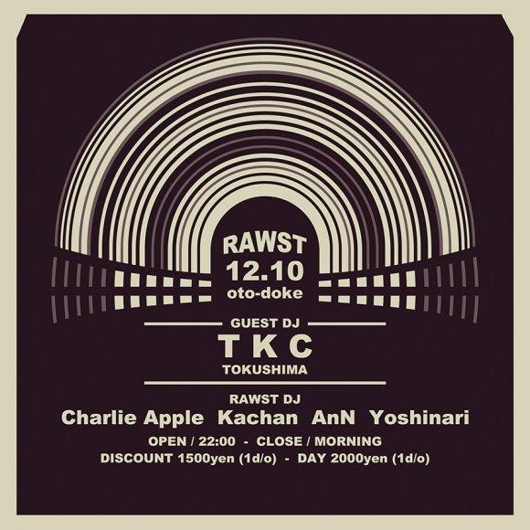 2016.12.10 RAWST feat. TKC