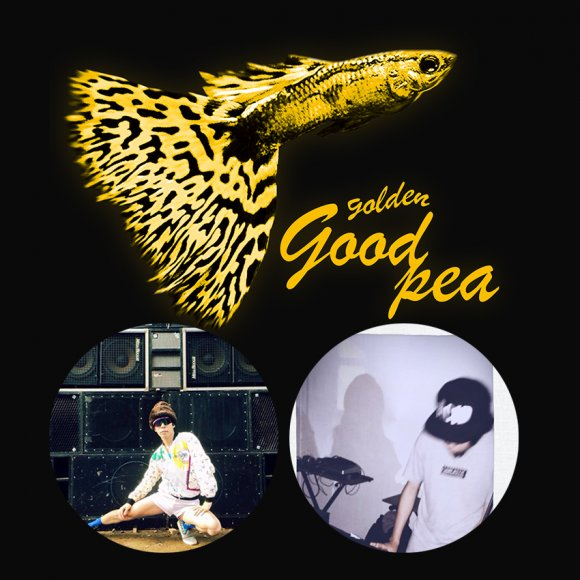 今週★2/4(土) golden☆goodpea feat. TECHNOMAN aka SHEX × Limited Toss