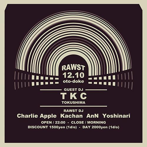 RAWST feat. TKC (from.Tokushima)