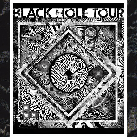 BLACK HOLE TOUR 2017
