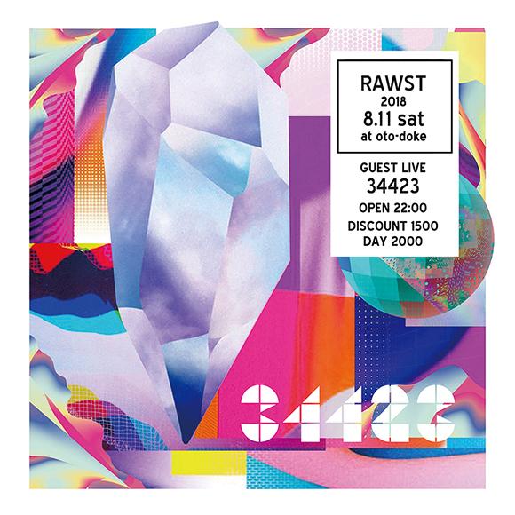 RAWST feat. 34423