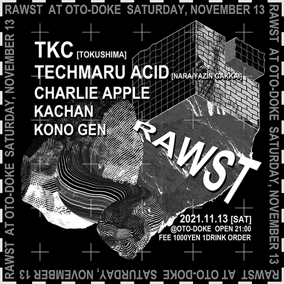 RAWST feat. TKC, Techmaru ACID
