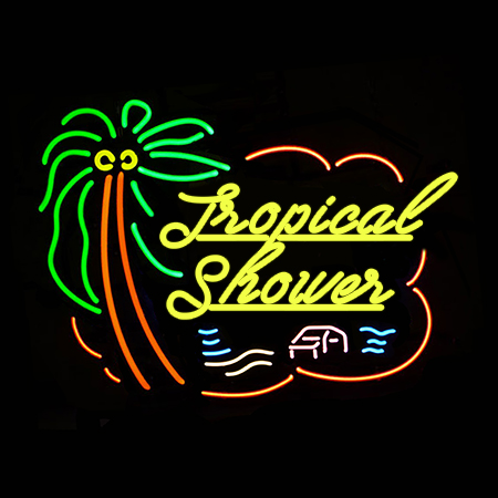 本日★9/7(土)tropical shower